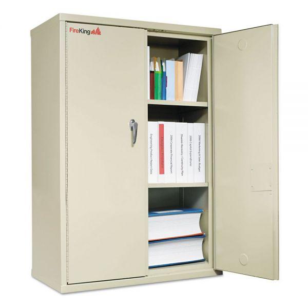 FireKing Fireproof Cabinet