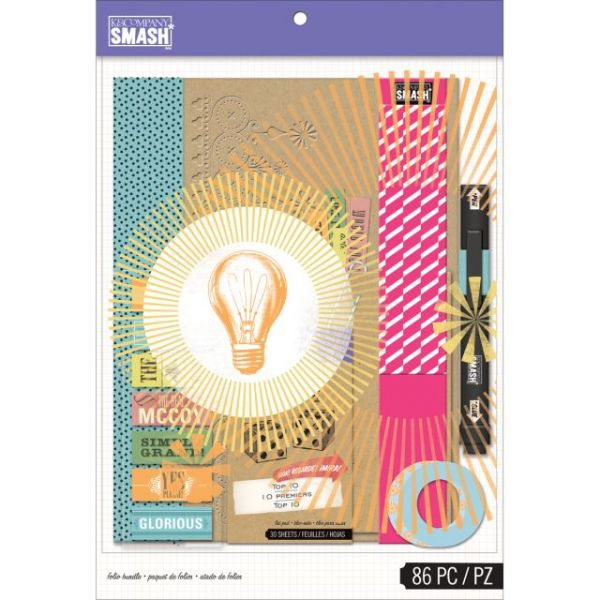 SMASH Folio Bundle 86pcs