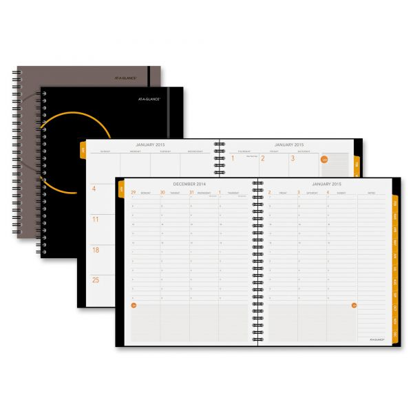 At-A-Glance Plan.Write.Remember. Weekly/Monthly Appointment Book
