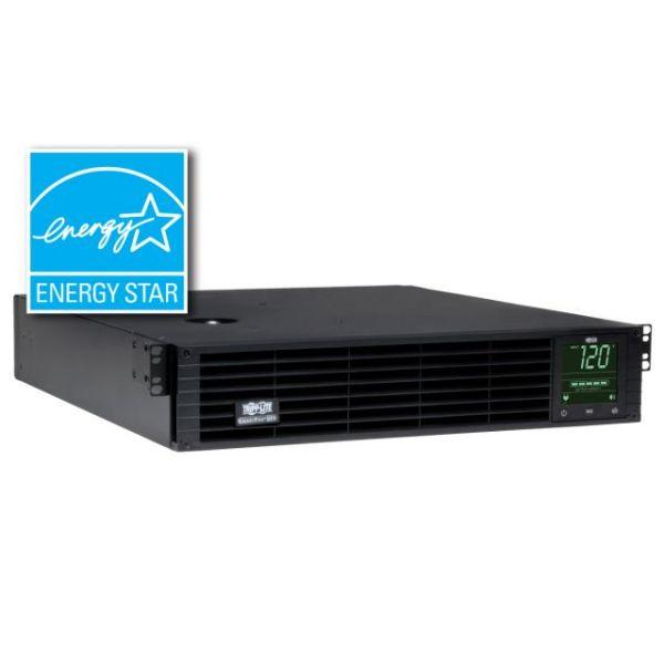Tripp Lite UPS Smart 3000VA 2250W Rackmount AVR 120V USB DB9 SNMP 2URM