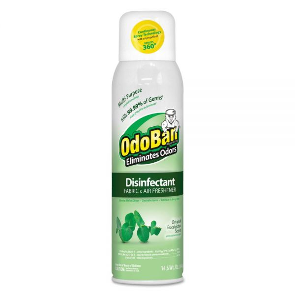 OdoBan Disinfectant Fabric & Air Freshener