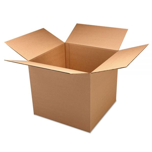 General Supply Corrugated Kraft Double Wall Shipping Boxes