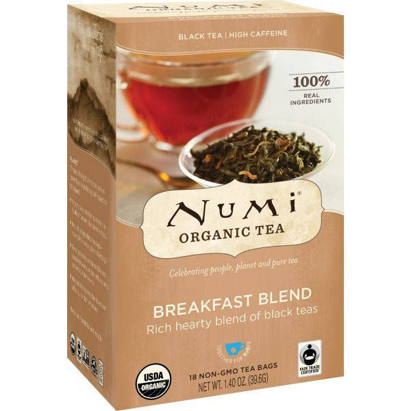 Numi Organic Black Tea