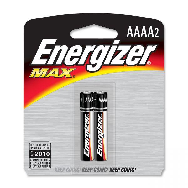 Energizer Max AAAA Batteries