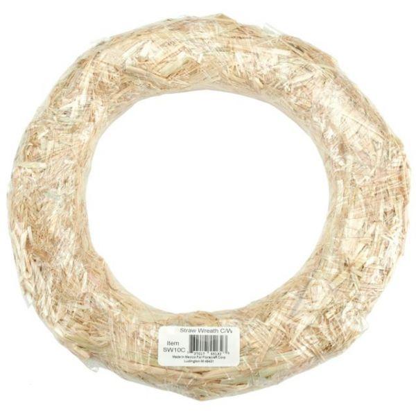 Straw Wreath