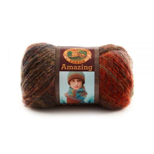 Lion Brand Amazing Yarn - Wildflowers