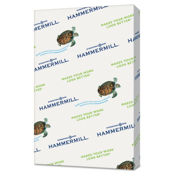Hammermill Recycled Colored Paper - Salmon