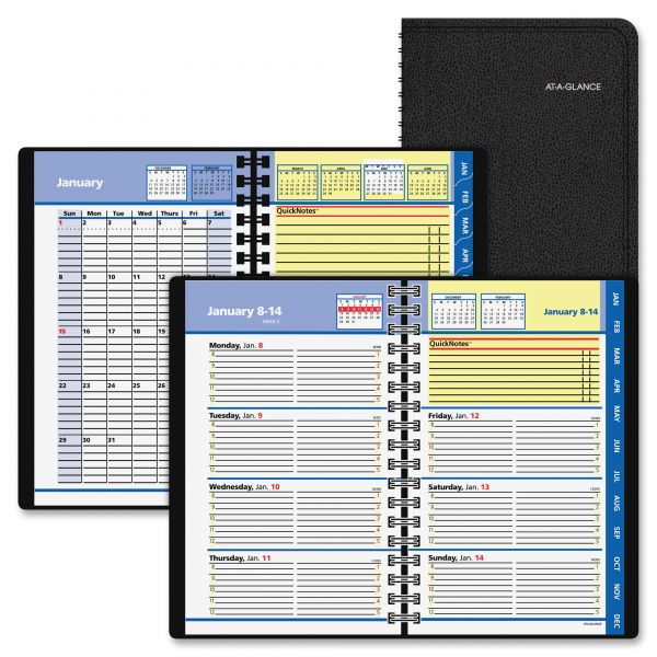 At-A-Glance QuickNotes Weekly/Monthly Appointment Book