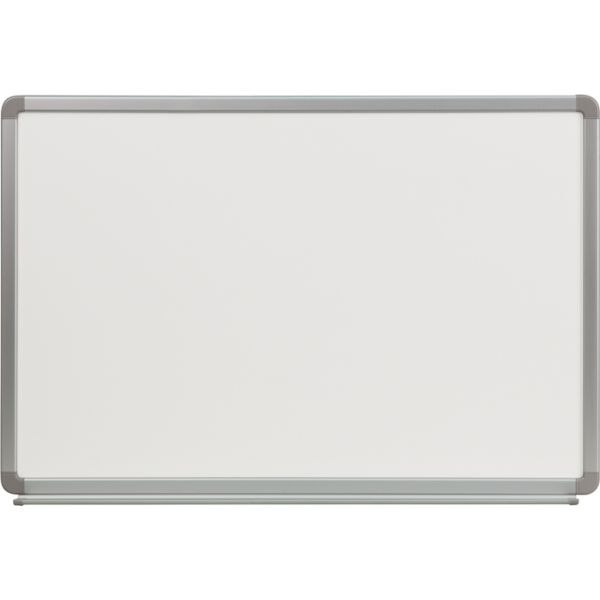 Flash Furniture 3' x 2' Magnetic Dry Erase Board