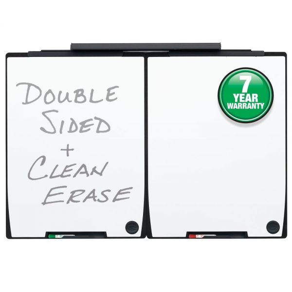 Quartet Motion Dry Erase Board and Track Set