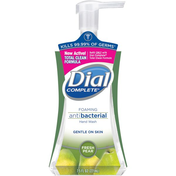 Dial Complete Foaming Anti-Bacterial Hand Soap