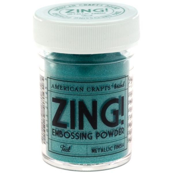 Zing! Metallic Embossing Powder 1oz