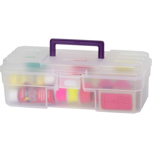 "Akro-Mils 12"" All-purpose Storage Box"