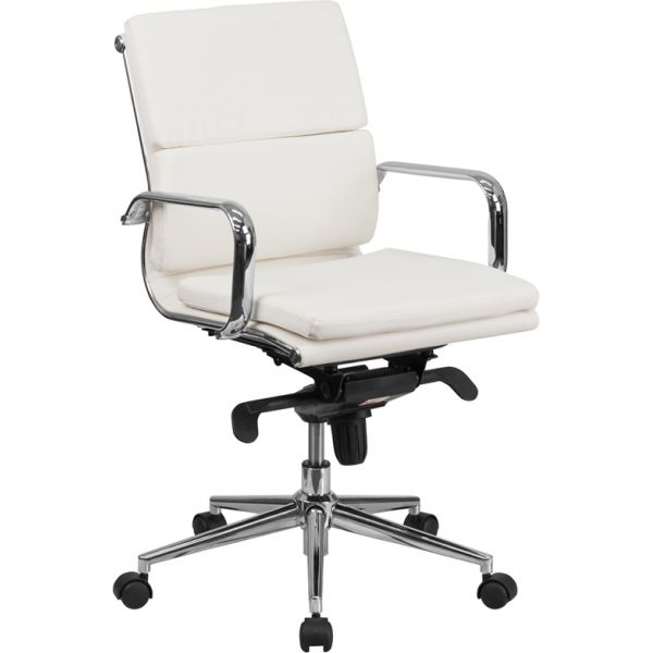 Flash Furniture Mid-Back Executive Swivel Office Chair