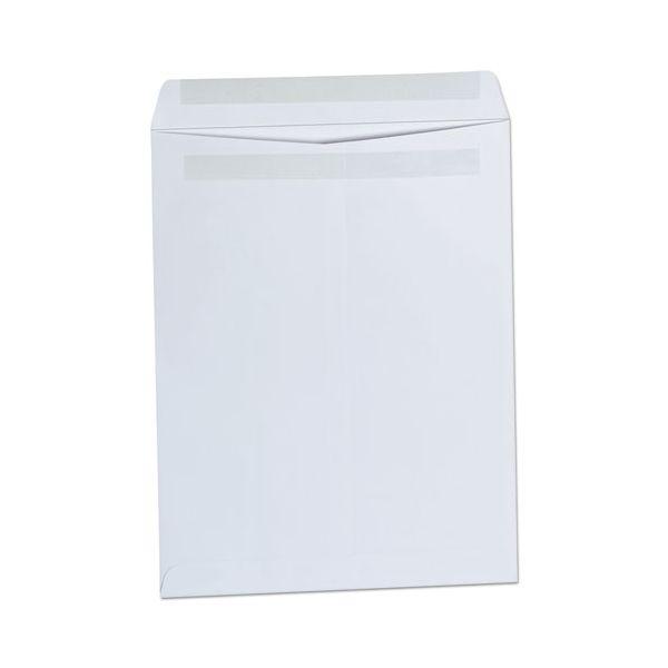 Universal Self Seal Catalog Envelope, 10 x 13, White, 100/Box
