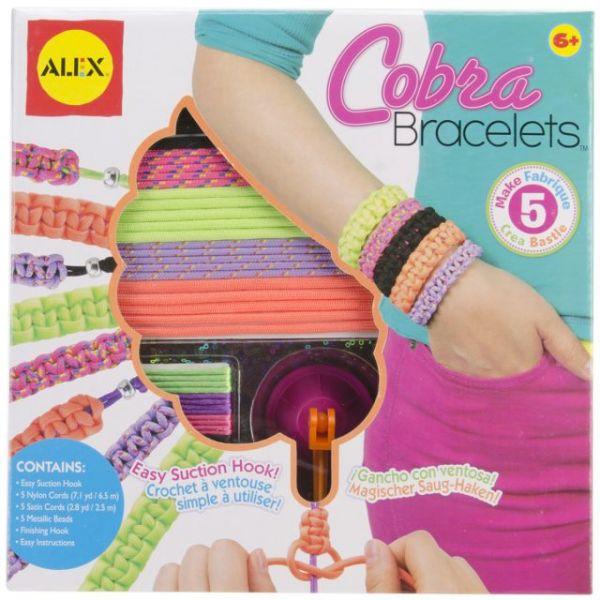 ALEX Toys Cobra Bracelets Kit
