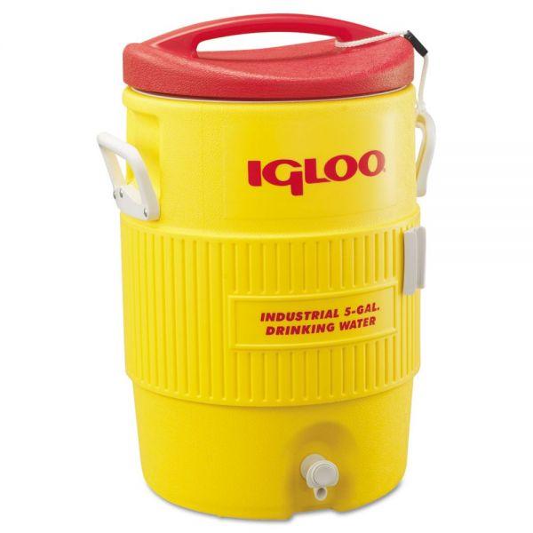 Igloo Industrial Water Cooler, 5gal