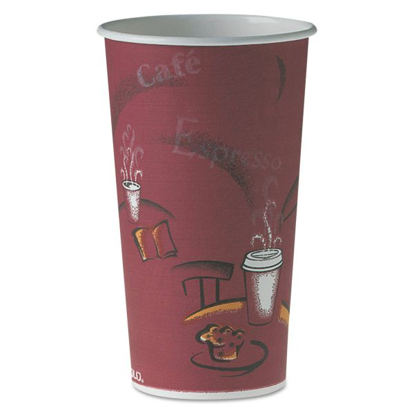 SOLO 20 oz Paper Coffee Cups