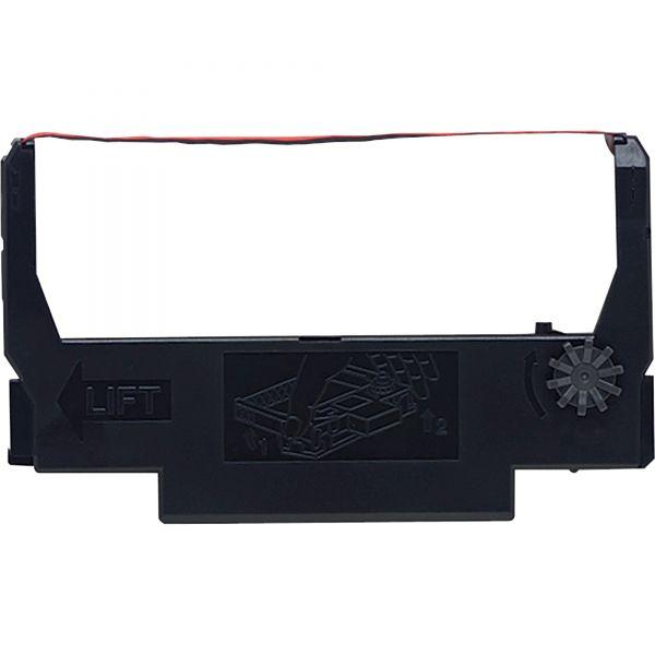 Epson ERC38BR Ribbon, Black/Red