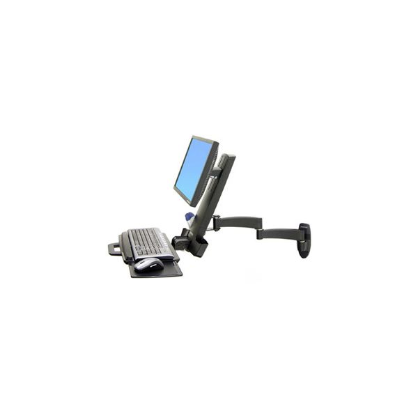 Ergotron 200 Series Telescoping Combo Arm