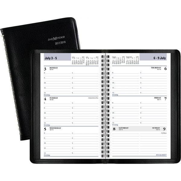 At-A-Glance DayMinder Academic Weekly Student Planner