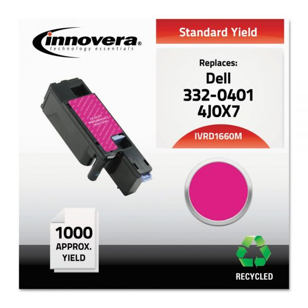 Innovera Remanufactured Dell 332-0401 (4J0X7) Toner Cartridge
