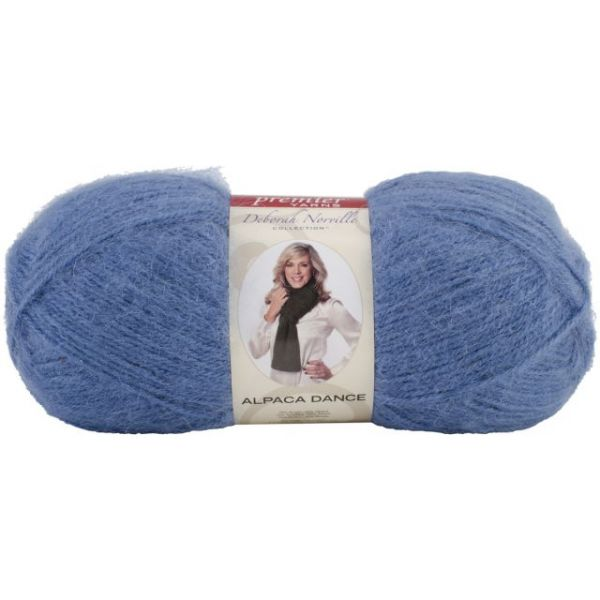 Deborah Norville Collection Alpaca Dance Yarn - Lake Blue