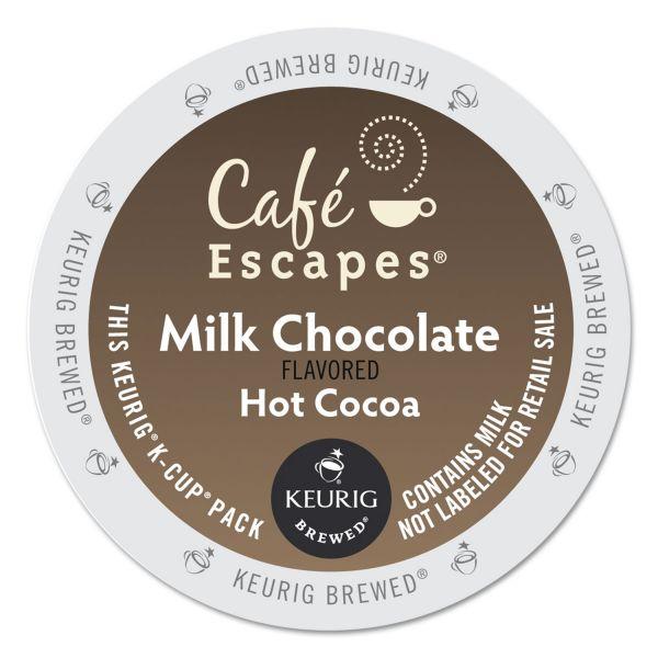 Café Escapes Hot Chocolate K-Cups