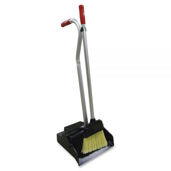 Unger Ergo Dustpan/Broom Combo