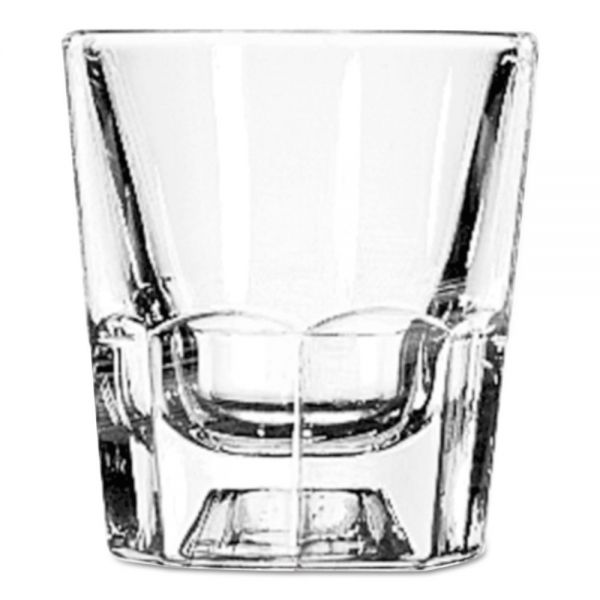 Libbey Glass 4 oz Old Fashioned Tumblers