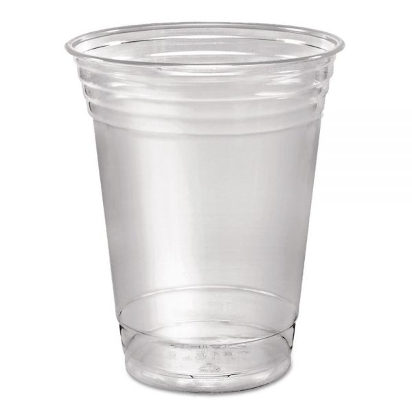 SOLO Cup Company Ultra Clear 16 oz Plastic Cups