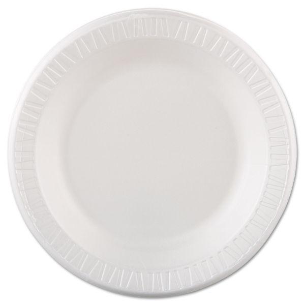 "Dart 10.25"" Foam Plates"