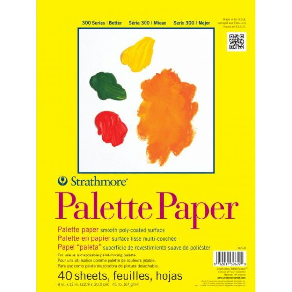 Strathmore Palette Paper Pad