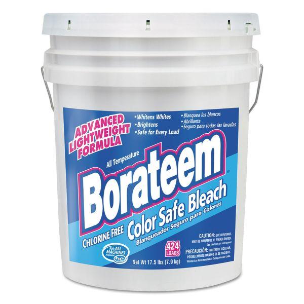 Borateem Chlorine-Free Color Safe Bleach, Powder, 17.5 lb. Pail