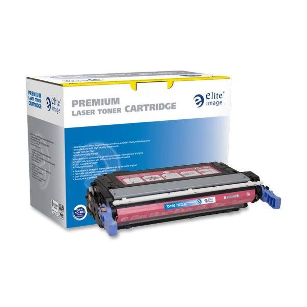 Elite Image Remanufactured HP 124A (Q5953A) Toner Cartridge