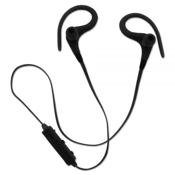 Case Logic Bluetooth Sports Earbuds, Black