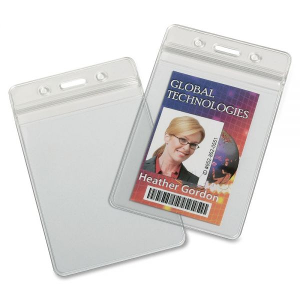 SKILCRAFT Resealable Badge Holders