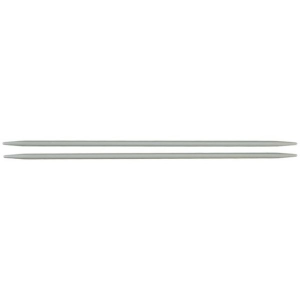 "Quicksilver Double Point Knitting Needles 7"" 4/Pkg"