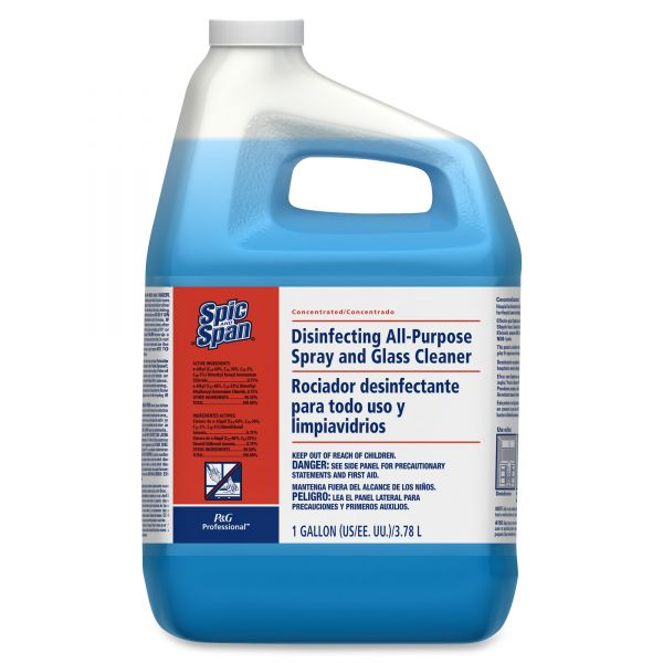 Spic & Span Concentrate Disinfecting All-Purpose Spray & Glass Cleaner