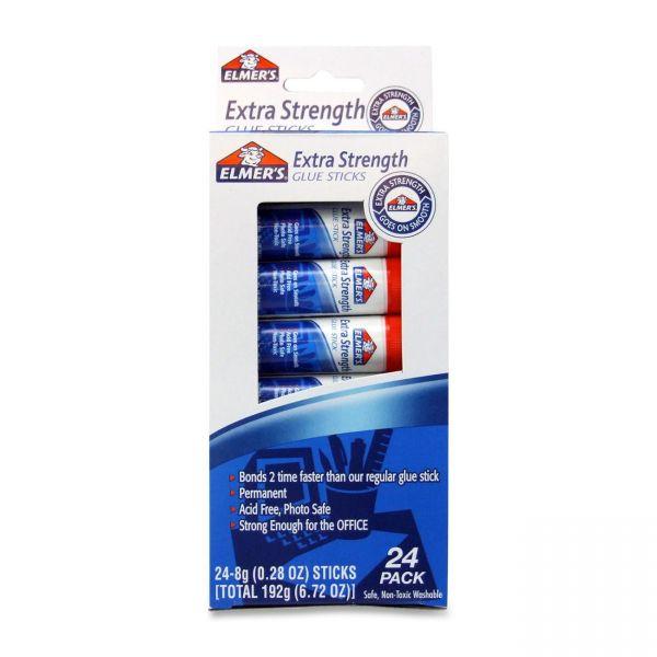 Elmer's Extra Strength Permanent Glue Stick