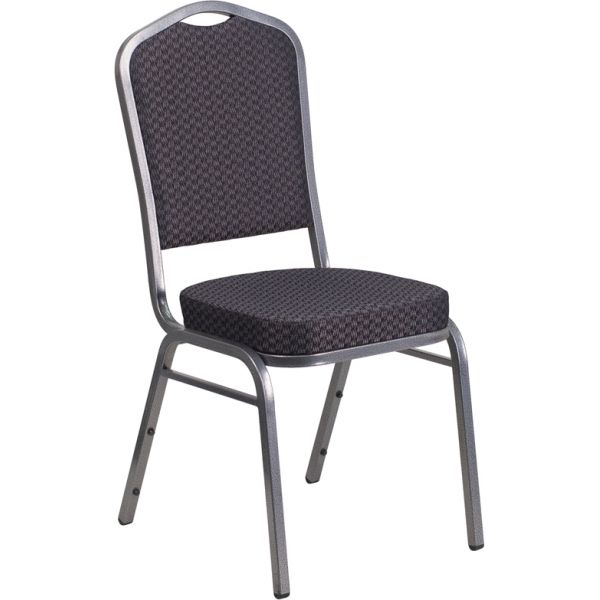 Flash Furniture Crown Back Stacking Banquet Chair