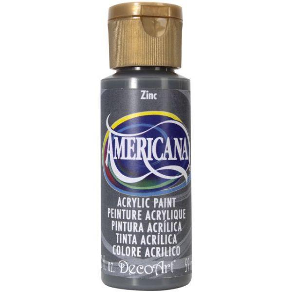 Deco Art Americana Zinc Acrylic Paint