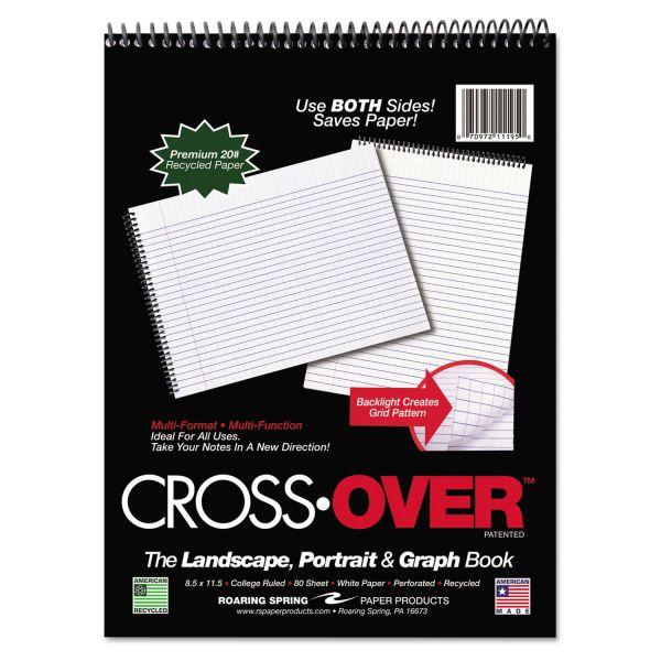 Roaring Spring Crossover Notebook