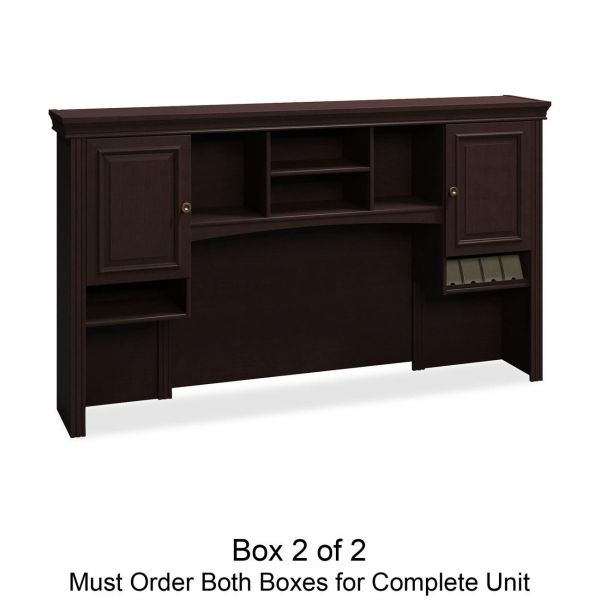 bbf Syndicate Tall Hutch Box 2 of 2 by Bush Furniture
