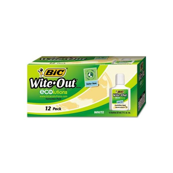 Wite-Out ecolutions Correction Fluid