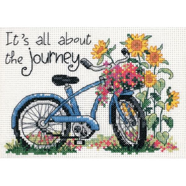 Dimensions The Journey Mini Counted Cross Stitch Kit