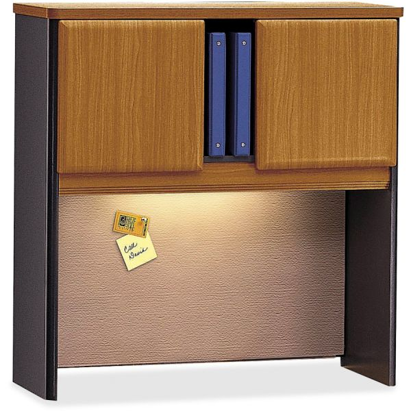 "bbf Series A 36"" Hutch by Bush Furniture"