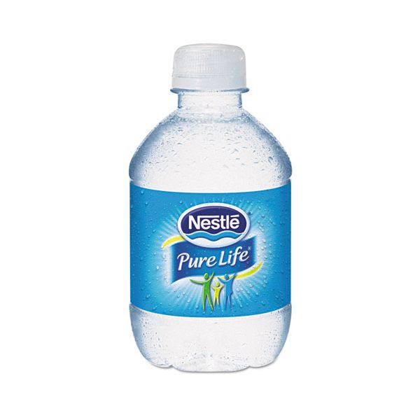 Nestle Waters Pure Life Purified Bottled Water