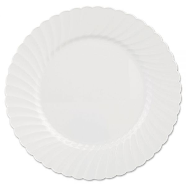 """WNA Classicware 10.25"""" Plastic Plates"""
