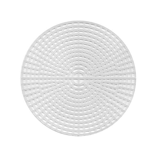 Darice Plastic Circle Canvas